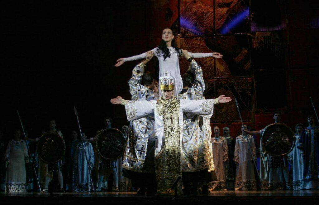 Княгиня Ольга - #1