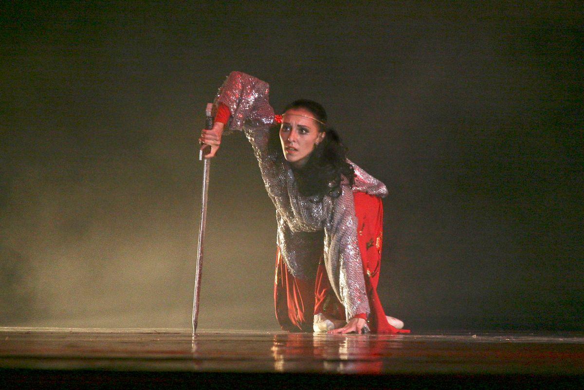 Балет Княгиня Ольга