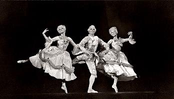 Балет Лускунчик
